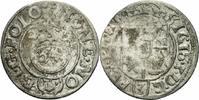 Polen 3 Pölker Polen Sigismund III. 3 Pölker 1622 Groschen Bromberg Poltorak KM# 41 Kopicki 860