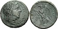 Bronze 287-278 v.Chr. Sizilien Syrakus Sizilien Hiketas Bronze Zeus Hel... 235,00 EUR kostenloser Versand
