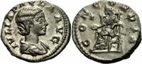 Denar 218/219 Rom Kaiserzeit Julia Paula Denar Rom 219-220 CONCORDIA Th... 275,00 EUR kostenloser Versand