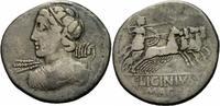 Denar 84 v. Chr. Rom Republik Licinius Macer Denar Rom 84 BC Apollo Bli... 95,00 EUR  zzgl. 3,00 EUR Versand