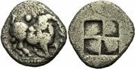 Trihemiobol 510-480 v. Chr. Makedonien Aigai Aegae Makedonien Trihemiob... 65,00 EUR  zzgl. 3,00 EUR Versand
