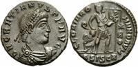 Centenionalis 367-375 Rom Kaiserreich Gratian Centenionalis Siscia 367-... 60,00 EUR  zzgl. 3,00 EUR Versand