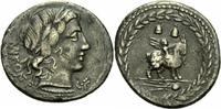 Denar 85 v. Chr. Rom Republik Fonteius Denar Rom 85 Apollon Vejovis Cup... 125,00 EUR  zzgl. 5,00 EUR Versand
