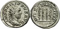 Antoninian 247-249 Rom Kaiserreich Philipp I. Arabs Antoninian Incerte ... 300,00 EUR kostenloser Versand