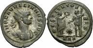 Antoninian 274/275 Rom Kaiserreich Aurelian Antoninian Serdica 274/275 ... 60,00 EUR  zzgl. 3,00 EUR Versand