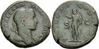 Sesterz 232 Rom Kaiserreich Alexander Severus Sesterz Rom 232 P M TR P ... 70,00 EUR  zzgl. 3,00 EUR Versand