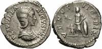 Denar 202-203 Rom Kaiserreich Plautilla Denar Rom 202/203 VENVS VICTRIX... 90,00 EUR  zzgl. 3,00 EUR Versand