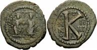 Halbfollis 569/570 Byzanz Byzanz Justin II Halbfollis Antiochia Theoupo... 70,00 EUR  zzgl. 3,00 EUR Versand