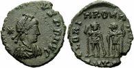 Centenionalis 408-423 Rom Kaiserreich Honorius Centenionalis Cyzicus 40... 125,00 EUR  zzgl. 5,00 EUR Versand