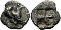 1/2 Obol 540-480 v. Chr. Ionien Teos Ionien Hemiobol 540-500 v.Chr. Gre... 60,00 EUR  zzgl. 3,00 EUR Versand