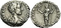 Denar 196-198 Rom Kaiserzeit Caracalla Caesar Denar Rom 196-198 FELICIT... 90,00 EUR  zzgl. 3,00 EUR Versand