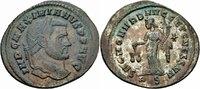 Rom Kaiserreich Follis Galerius Follis Rom 305 SAC MON VRB AVGG ET CAESS NN Moneta Waage RIC 120 b var.